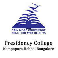 Presidency University-BCA
