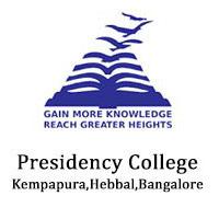 Presidency University-Eng